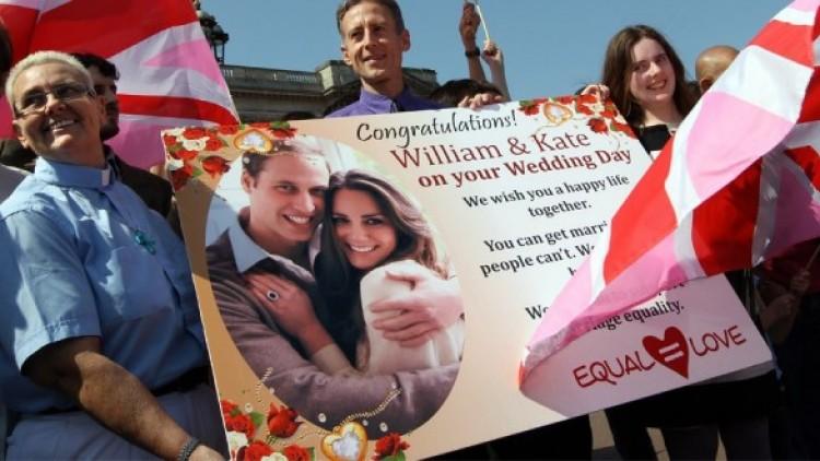 กำหนดการพิธีเสกสมรสเจ้าชายวิลเลี่ยมและเคท