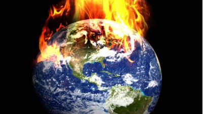 IELTS Writing: Earth is being harmed