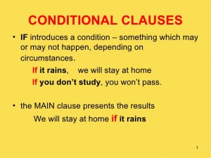 conditional-clauses