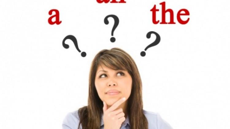 เรื่องง่ายๆเกี่ยวกับ Article A, An และ The ที่นักเรียนไทยมักใช้ผิดเวลาสอบ