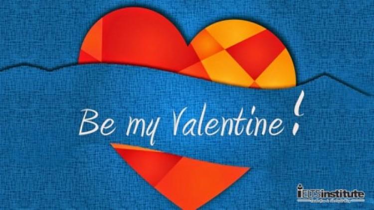สำนวนภาษาอังกฤษ – Valentine's Day สำหรับน้องๆที่กำลังเตรียมสอบ IELTS ค่ะ