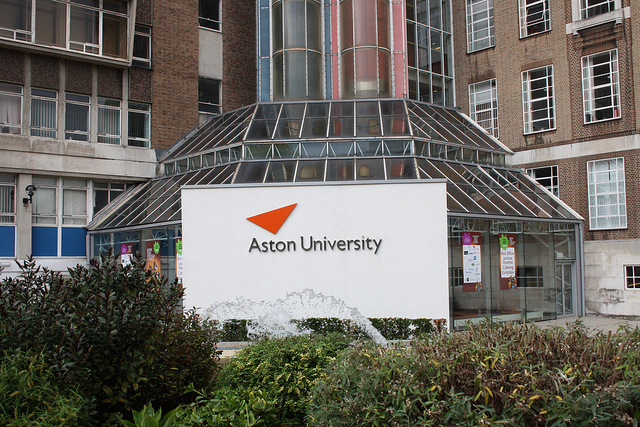 Aston University UK