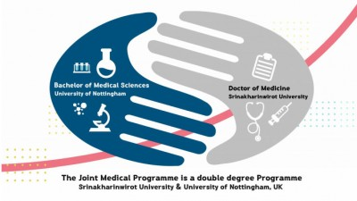 [รับตรงแพทย์ 59] โครงการร่วมแพทย์ มหาวิทยาลัยศรีนครินทรวิโรฒ – Nottingham