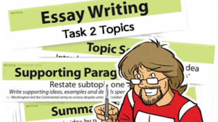 [IELTS Tips]  ประเภทคำถามของ Writing Essay Task 2