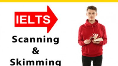 [IELTS Tips]  Skimming and Scanning (ตอนที่ 1)