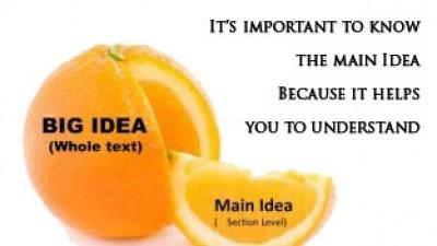 [เทคนิค IELTS] เคล็ดไม่ลับกับการหา Main Idea ในข้อสอบ IELTS Reading