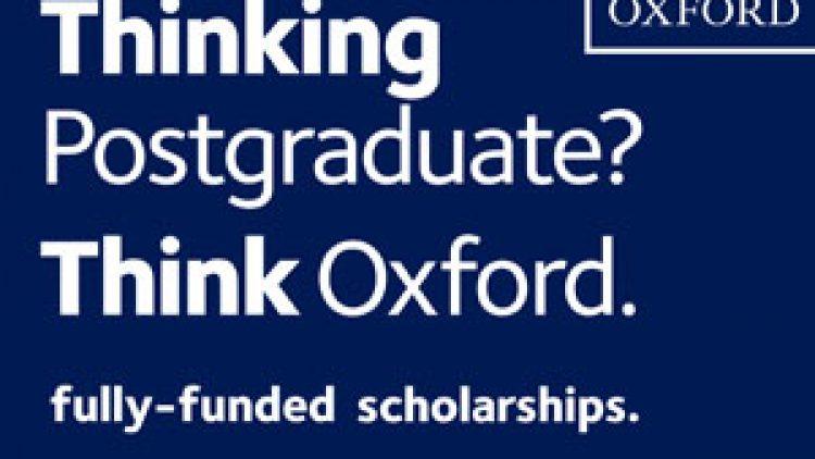 [ทุนเรียนต่อ 2017] มหาวิทยาลัย Oxford University มอบทุนการศึกษาเต็มจำนวนแก่ชาติกำลังพัฒนา